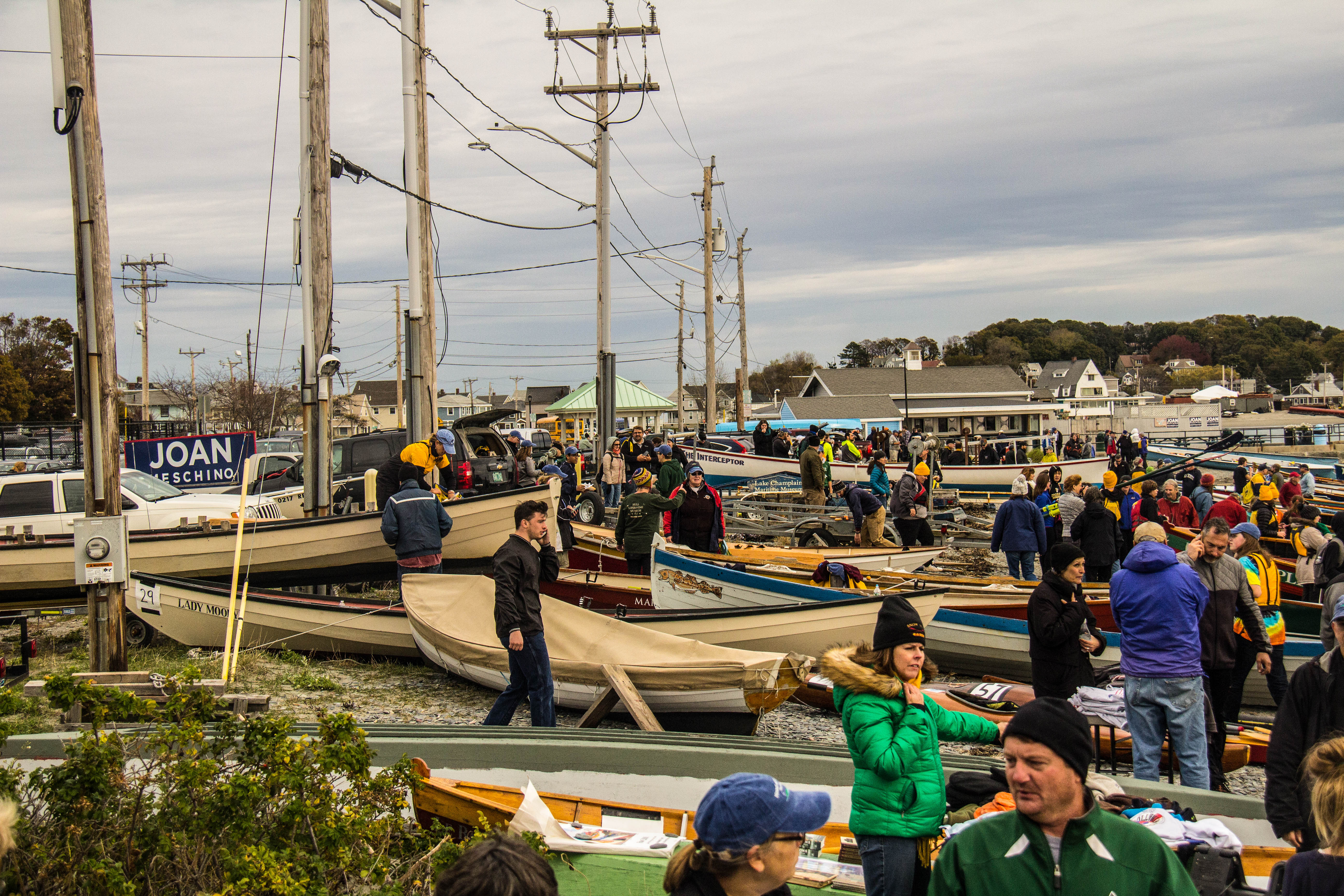 Head Of The Weir River Race 2016 Village Community
