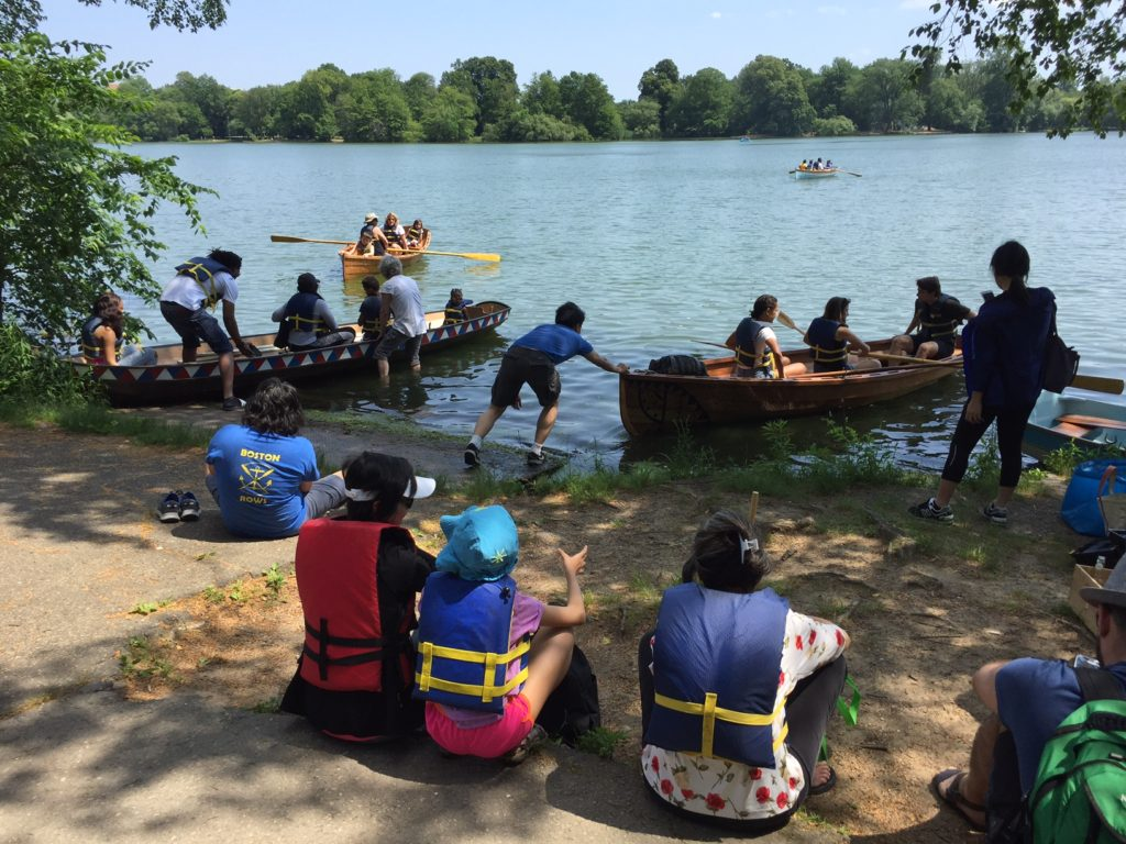 2019 Free Public Rowing in Prospect Park! | Village